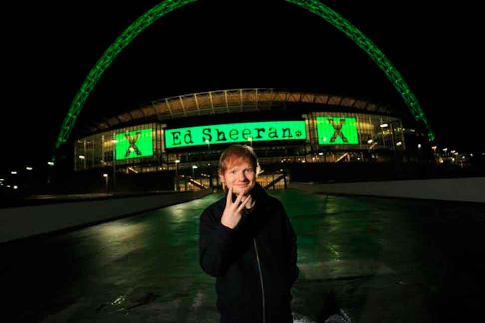 Weekend of Ed at Wembley