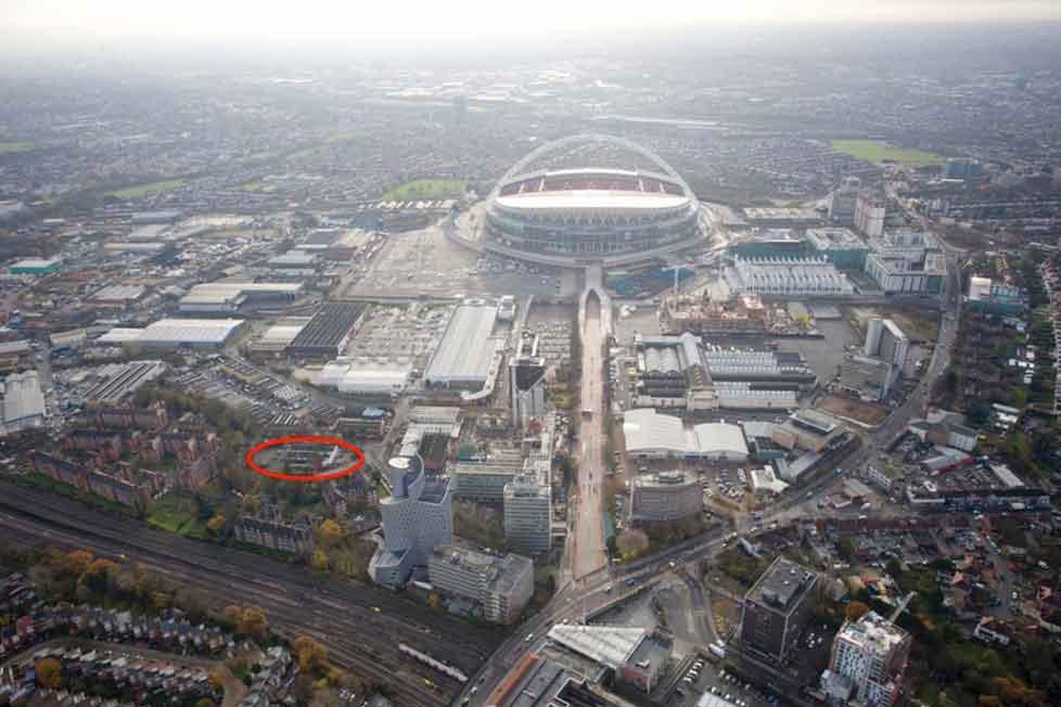 Wembley Parade
