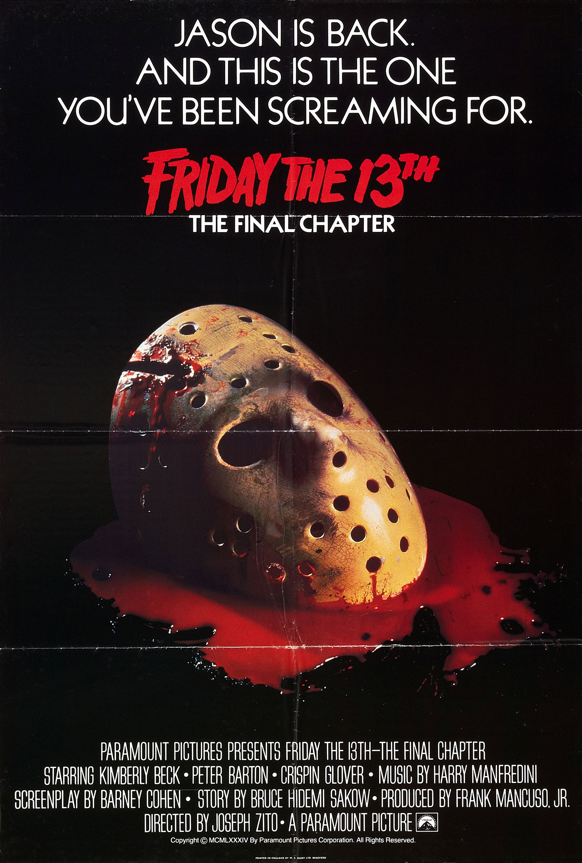 Resumen Libro 1984 13 Things You May Not Know About Friday The 13th The