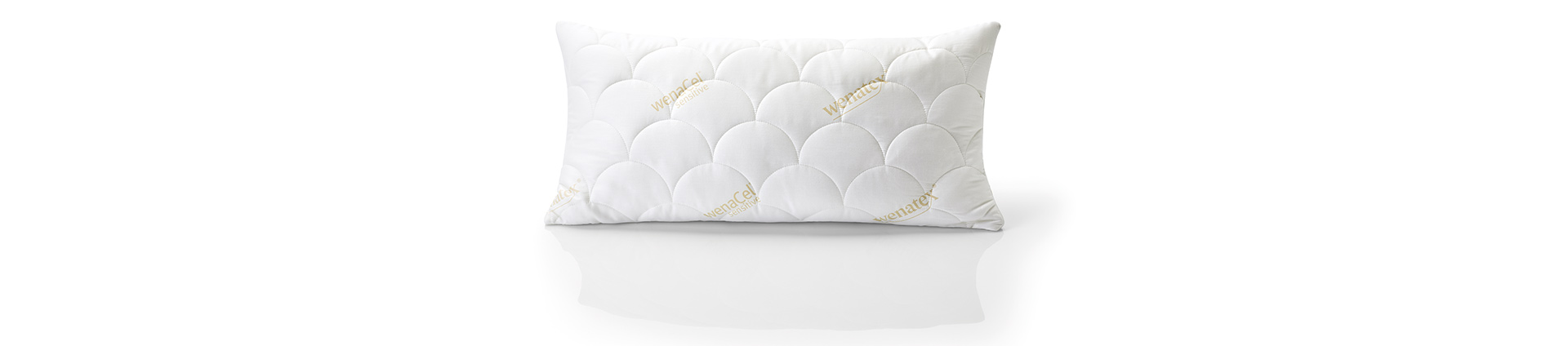 The Wenacel Sensitive Pillow From Wenatex Comfortable Support For Any Sleeping Position