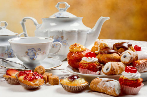 Wendell Christian Church | Afternoon Tea Party April 18
