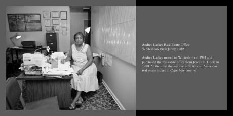 Audrey Lackey, Whitesboro