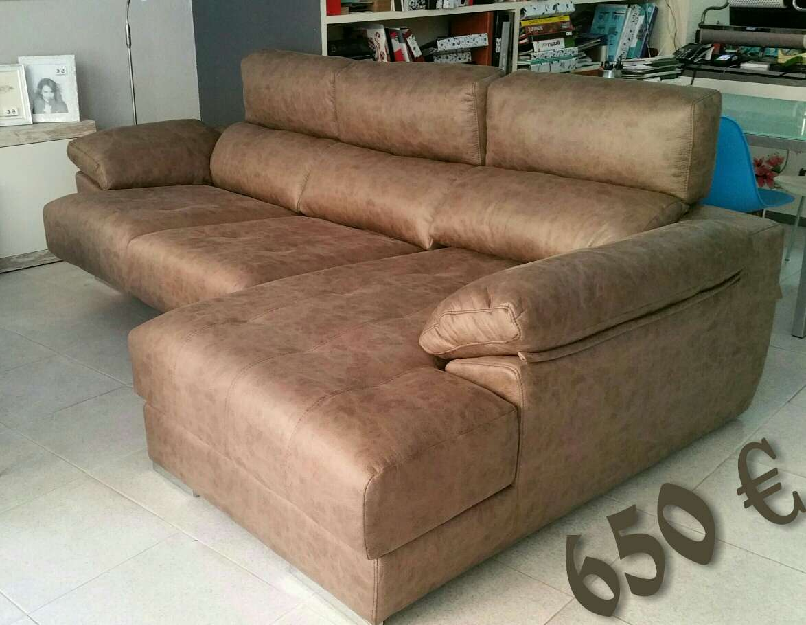 Sofa Chaise Longue De Segunda Mano Valencia on