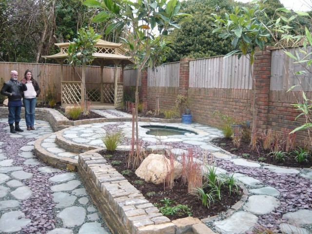 A Chinese Garden - Wendy Cartwright Garden Design - chinese garden design