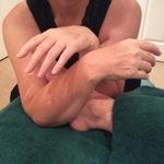 foot mangle
