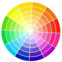 DIY mit Acrylfarben und Mischen von Farbtnen  DIY Blog ...