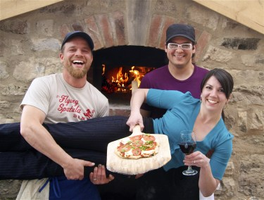 Pizza Oven and Chefs copy