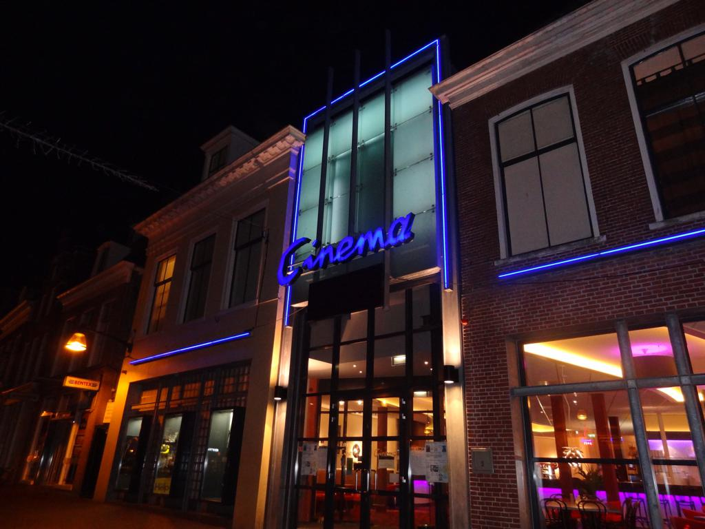 Led Gevelverlichting W O Lichtreclame Leeuwarden Gevelverlichting Gevelreclame