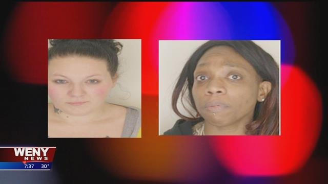 Weny News Two Women Arrested On Drug Related Charges In