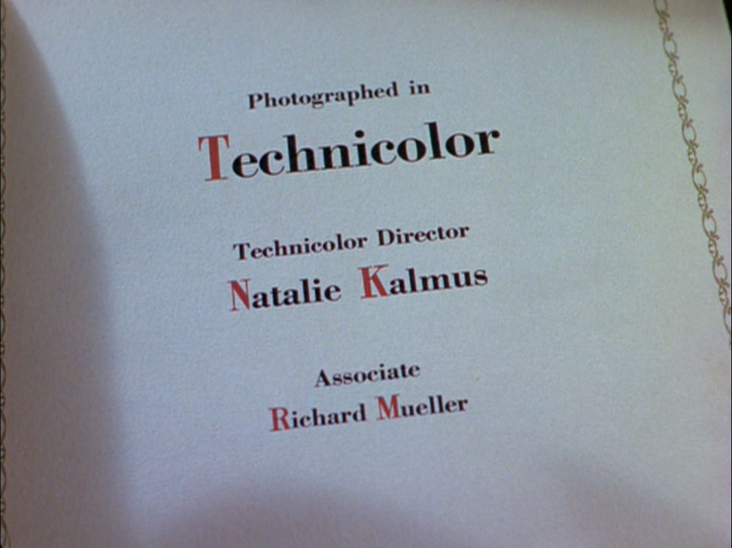 Natalie Kalmus Happy Birthday Natalie Kalmus Queen Of Technicolor We