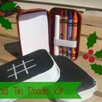 Altoid Tin Doodle Kit