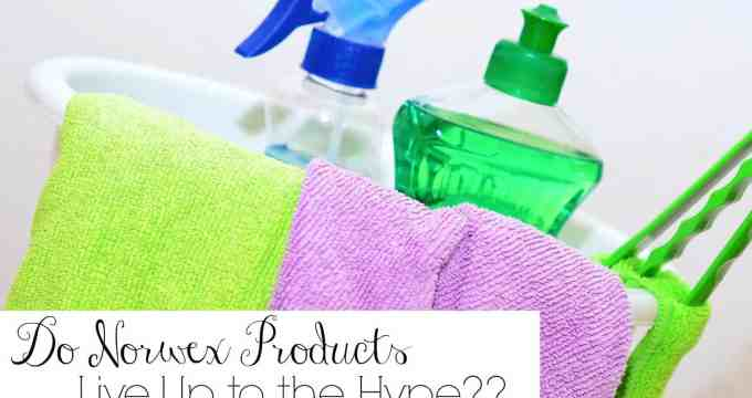 Does Norwex Live Up to the Hype?? (A skeptic's review)