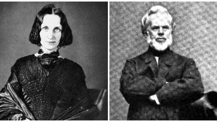 Mary Baker Eddy & Phineas Parkhurst Quimby