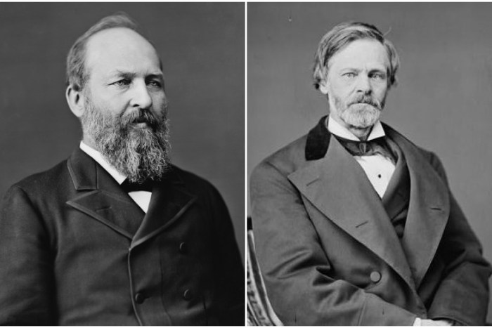 Garfield and Sherman