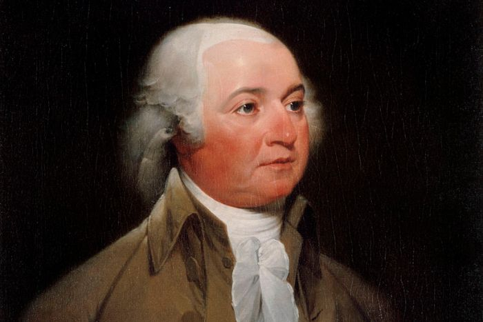 Were John Adams And John Quincy Adams Related