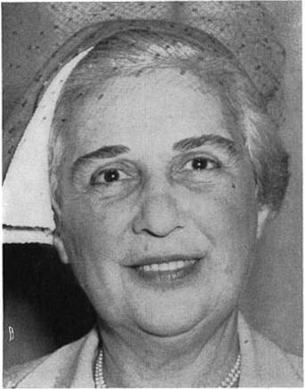 Sara Rosenfeld Ehrmann