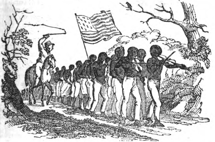 How Slavery Honors Our Country's Flag