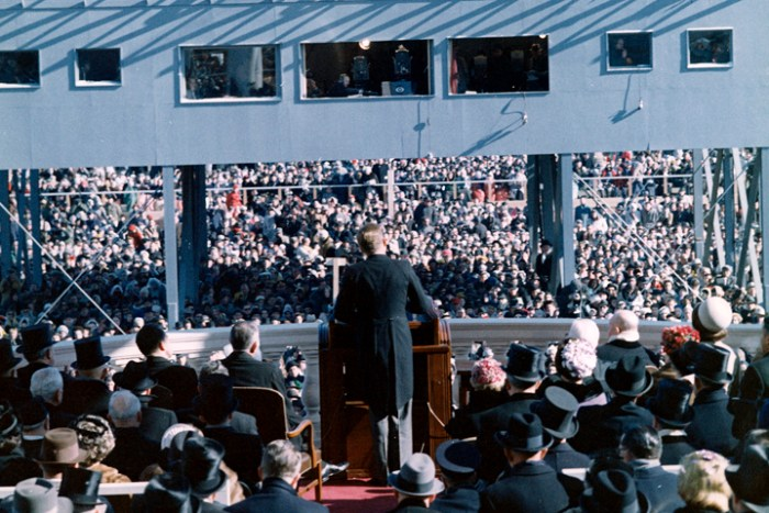 Inauguration of John Fitzgerald Kennedy