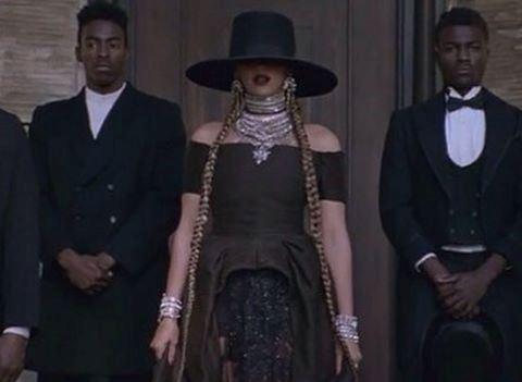 "Beyoncé in ""Formation"""
