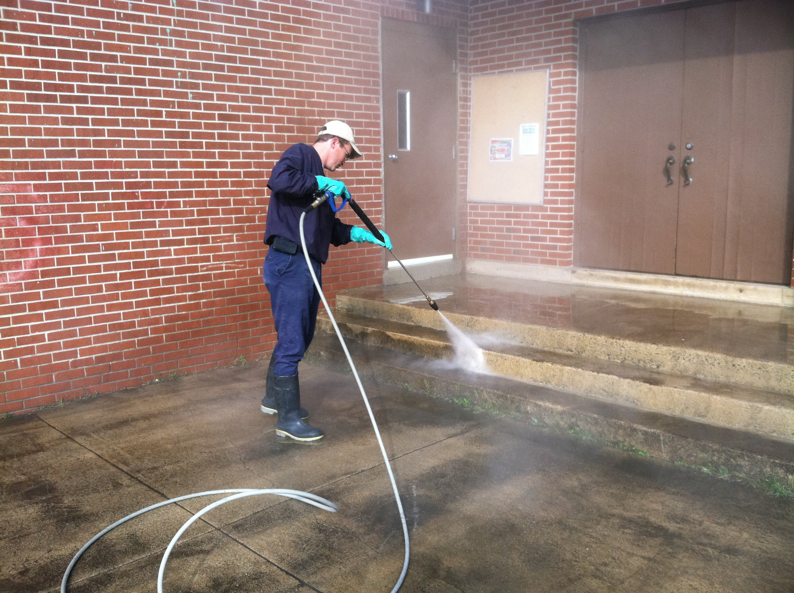 Cleaning Patio Stones Pressure Washer Patio Ideas