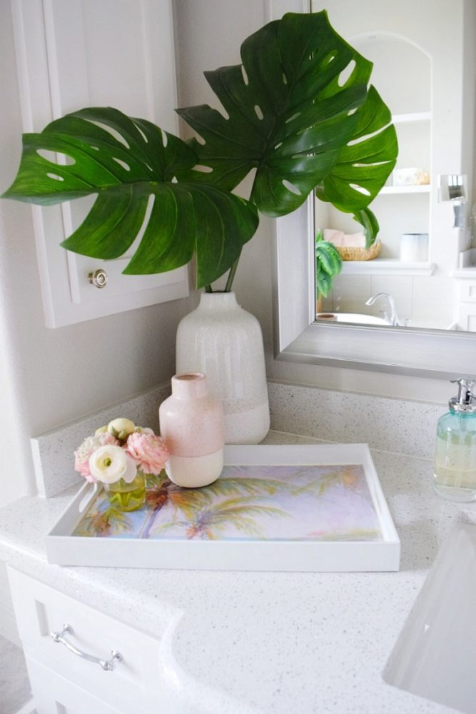 Beautiful Master Bathroom Refresh On A Budget We Re The Joneses