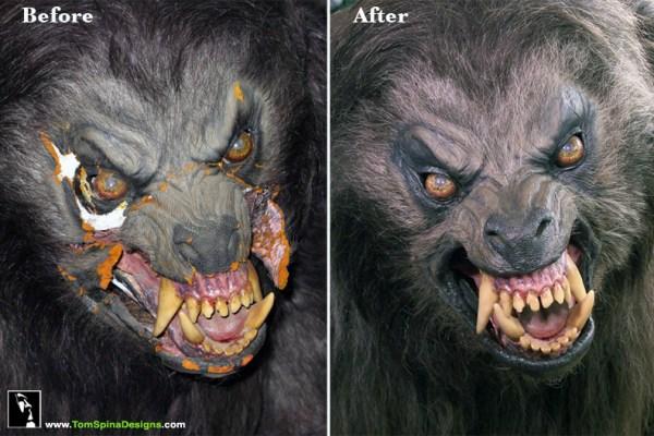 Tom Spina AWIL restoration