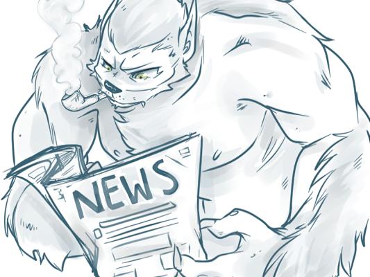 Werewolf News - Tandye