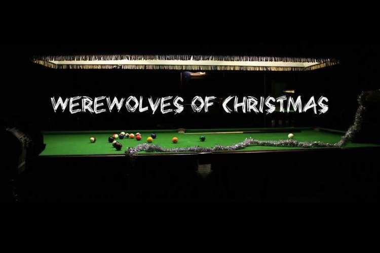 Werewolves of Christmas