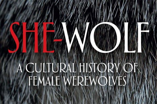She-Wolf Cover