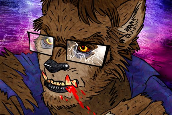 Werewolf News by Viergacht