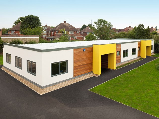 Kitchen Units For Sale Modular School Classrooms - Wernick Buildings