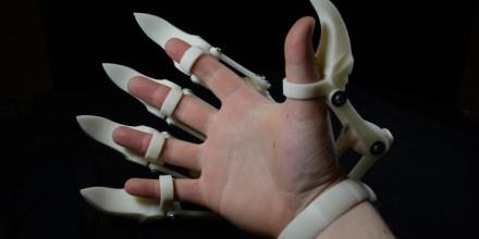 3D-Exoskeleton