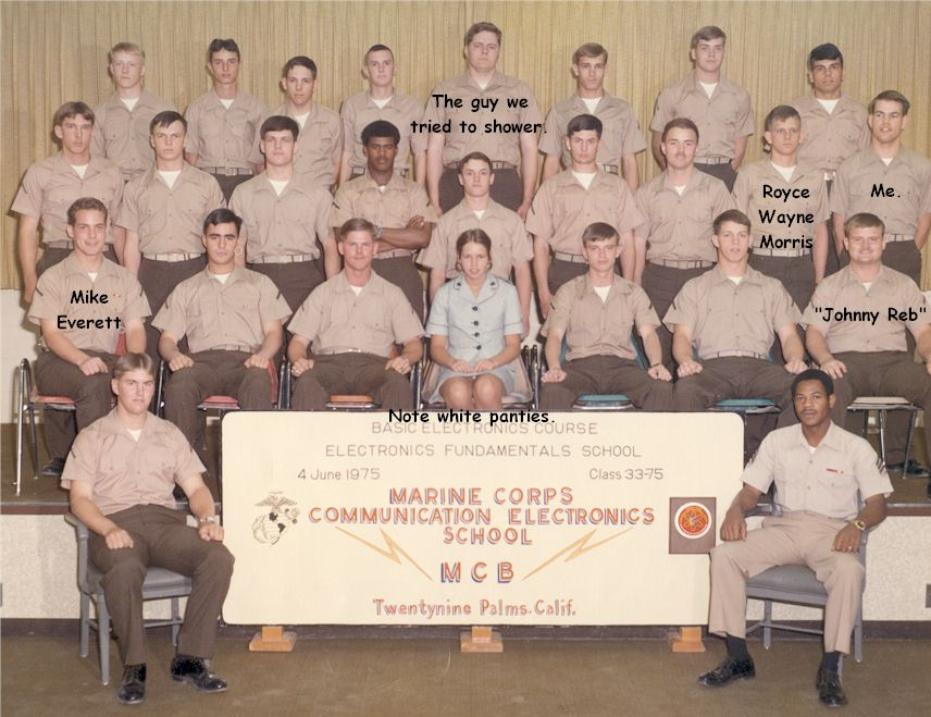 My Stint in the Marine Corps