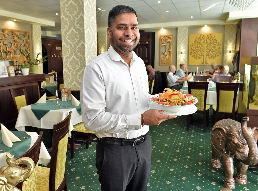 Indisches Restaurant Bremen Kitchens Of India Leckeres Essen Toller Service