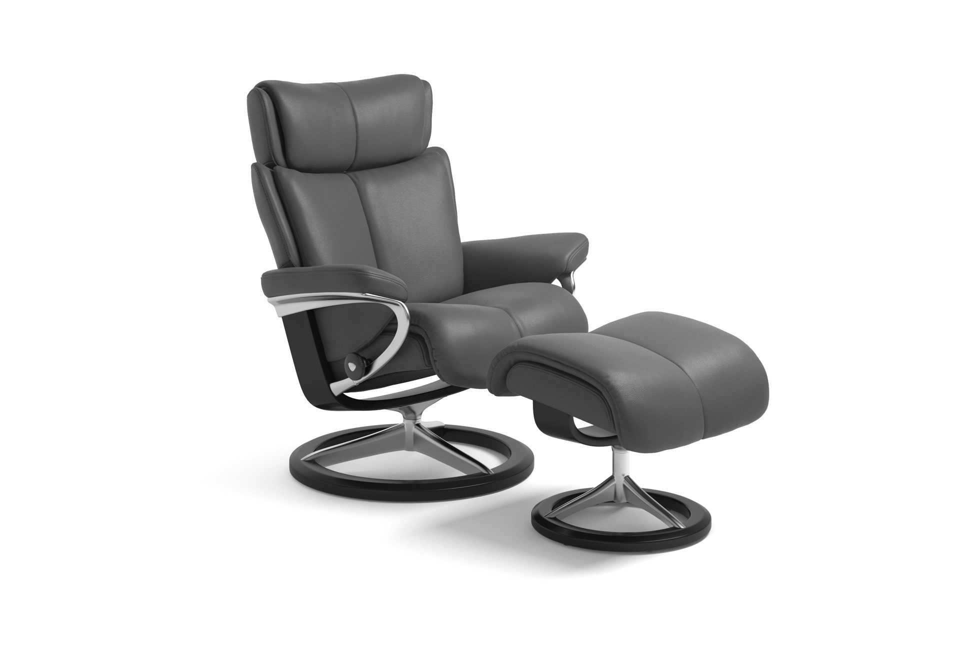 Stressless Relaxsessel Magic Signature M Mit Hocker Leder Paloma Rock Höxter Paderborn Detmold
