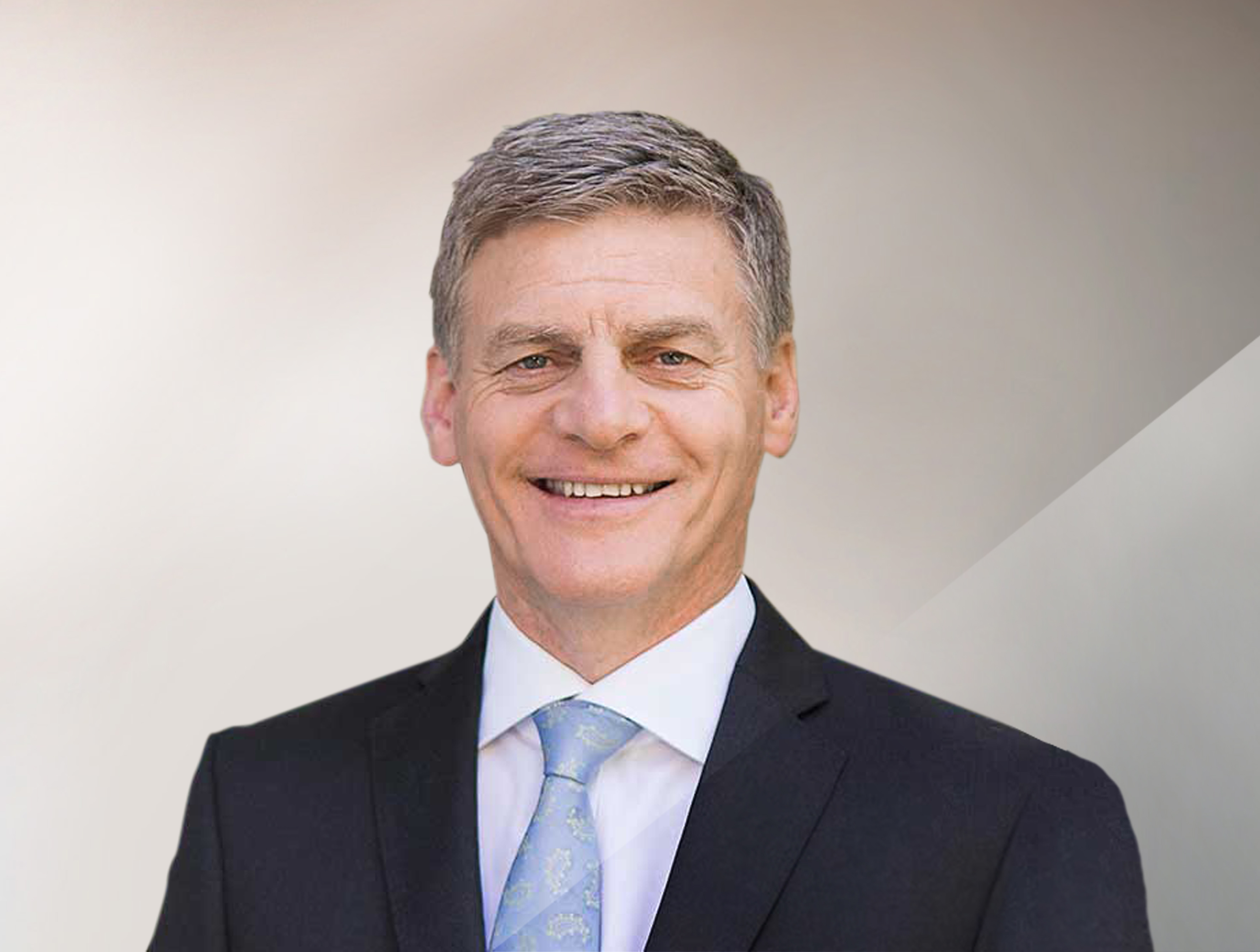 The Right Honourable Sir Bill English Knzm