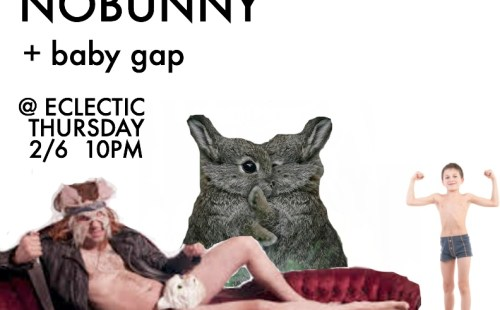 NOBUNNY poster