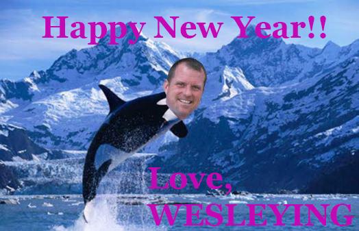 Whalesleying