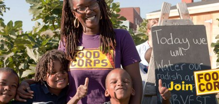 Join FoodCorps