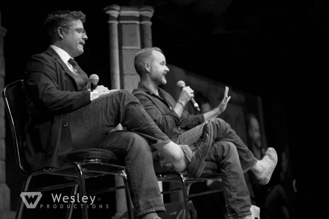 Sean Astin and Billy Boyd- Fantasy Con 2014-9711