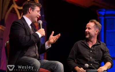 Sean Astin and Billy Boyd