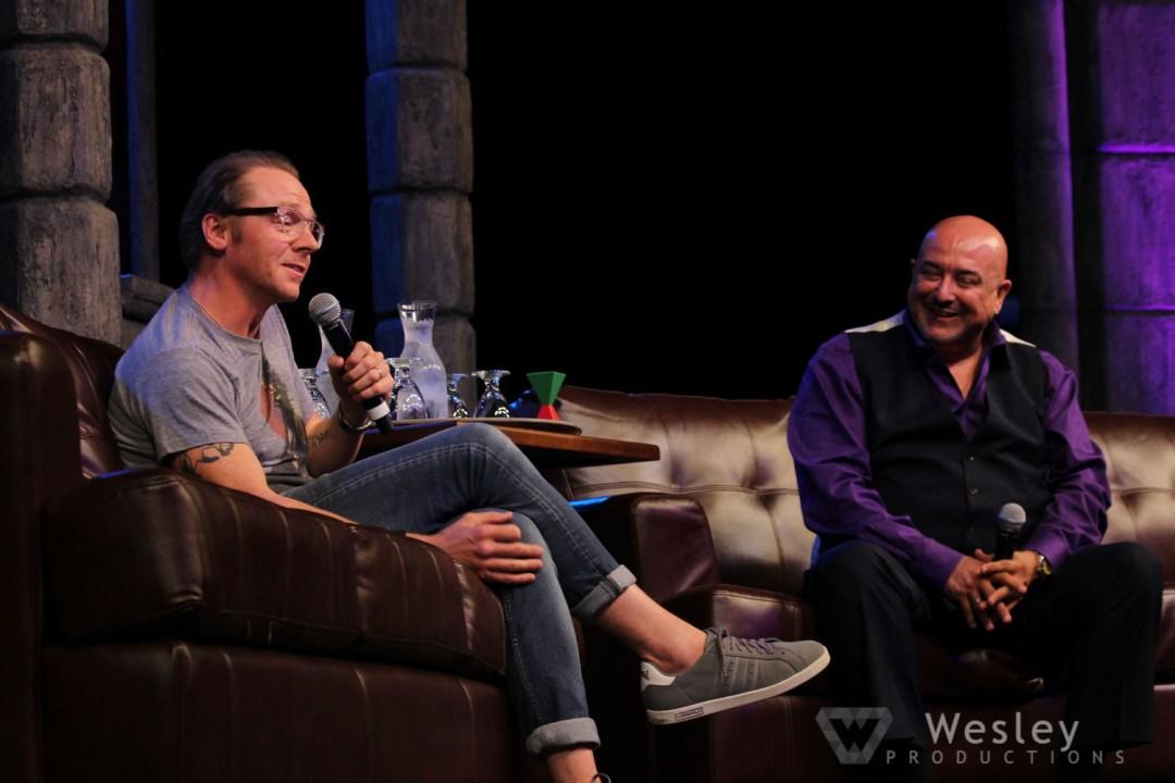 Simon Pegg SLC Fantasy Con 2014 -9704