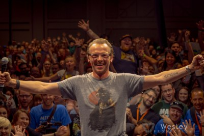 Simon Pegg SLC Fantasy Con 2014 -9874