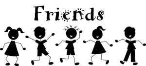 In Celebration of friends