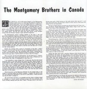 In Canada, LP