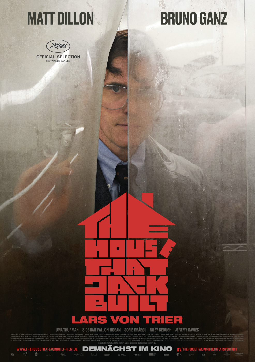 Arte Krankes Video The House That Jack Built Wessels Filmkritik