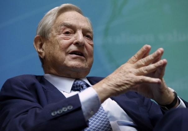 George Soros - Billionaire backer of Democratic Party