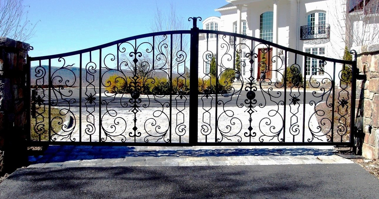 Automatic Gates Openers Residential Automatic Gates Driveway Gates Service Gate Operators