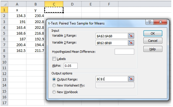 WestClinTech - SQL Server Functions - Blog - New t-Test functions in