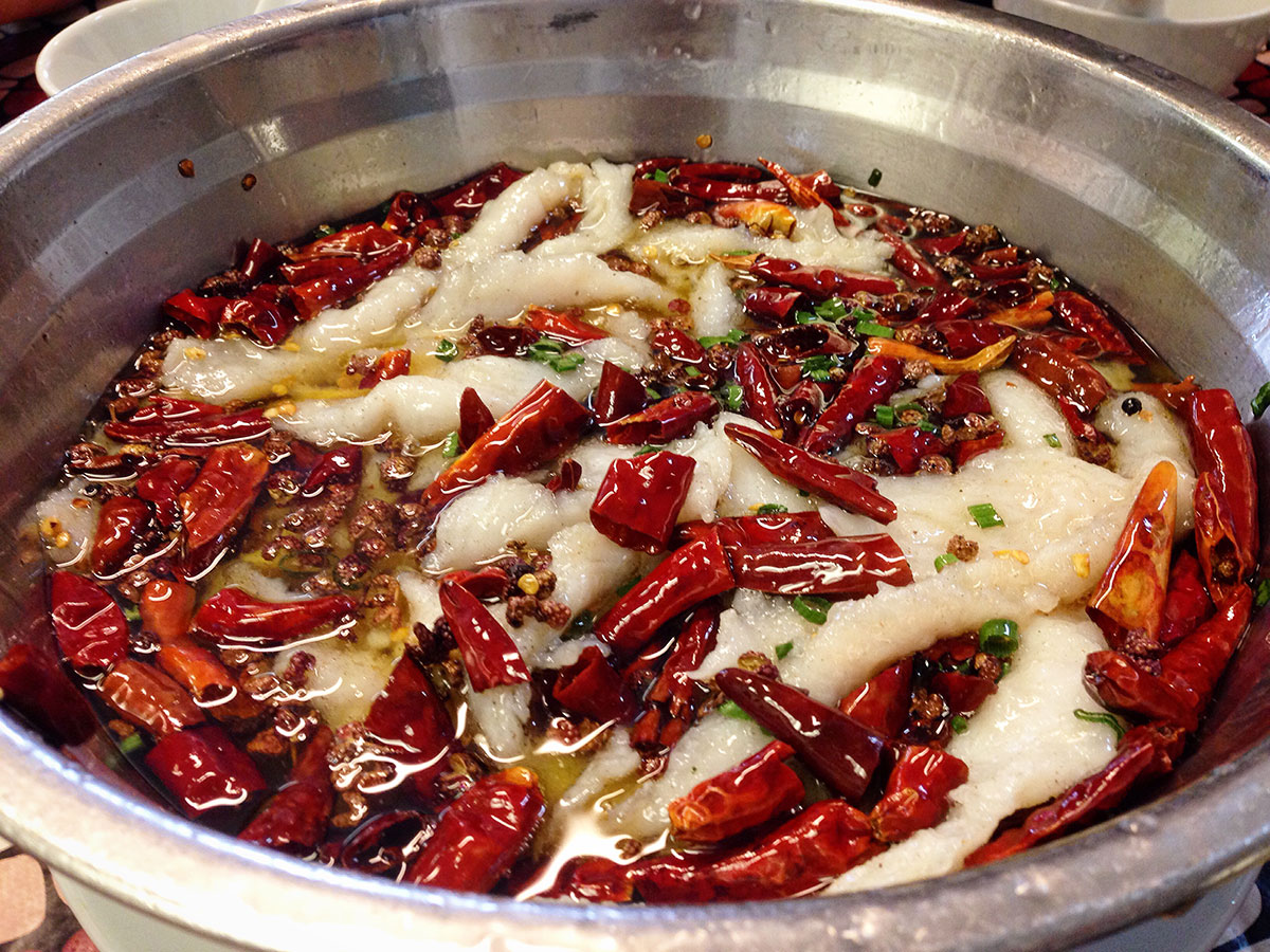 Cuisines With Spicy Food Feel The Burn Spicy Szechuan Food In Richmond Bc